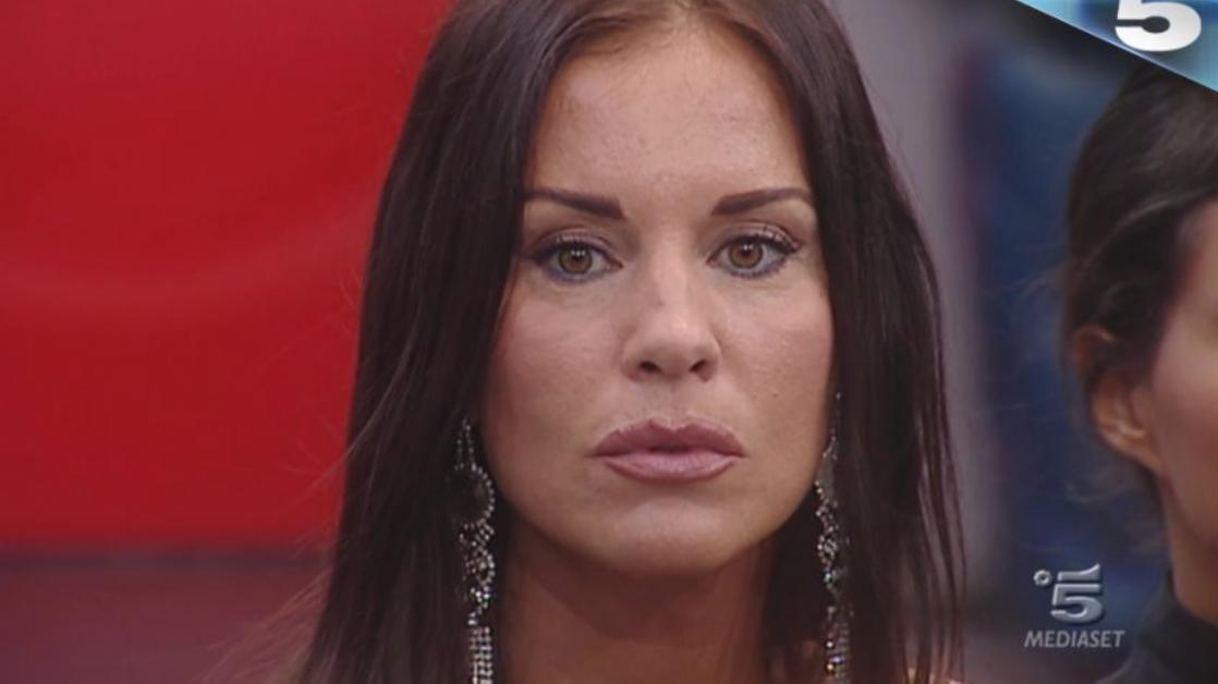 GF Vip, eliminata Antonella Mosetti