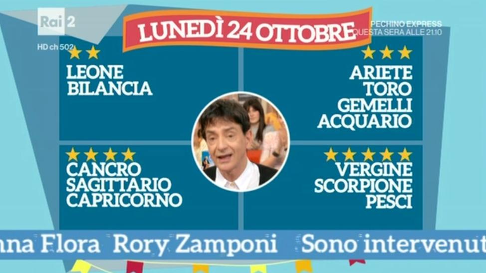 Oroscopo Paolo Fox oggi 24 ottobre 2016, con previsioni per domani su tutti i segni