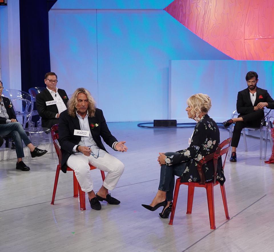 Uomini e Donne, puntata del 4 ottobre 2016: diretta live trono over