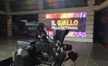 Il Giallo della Settimana, Marina La Rosa opinionista accanto a Remo Croci