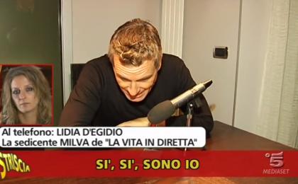 Striscia, replica il 'finto' ospite a La Vita in Diretta: 'Alla RAI ho chiesto gettone di presenza'