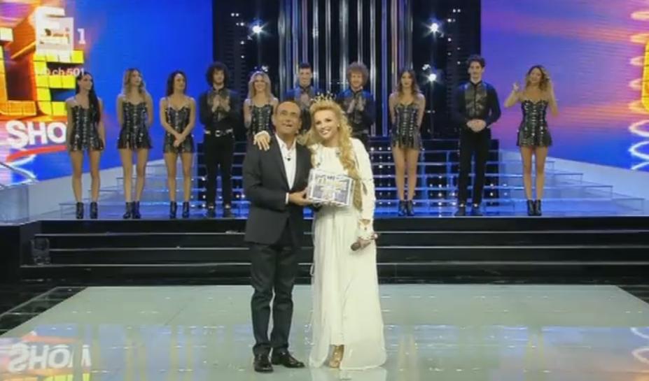 39 Tale e Quale Show 6, vince Silvia Mezzanotte