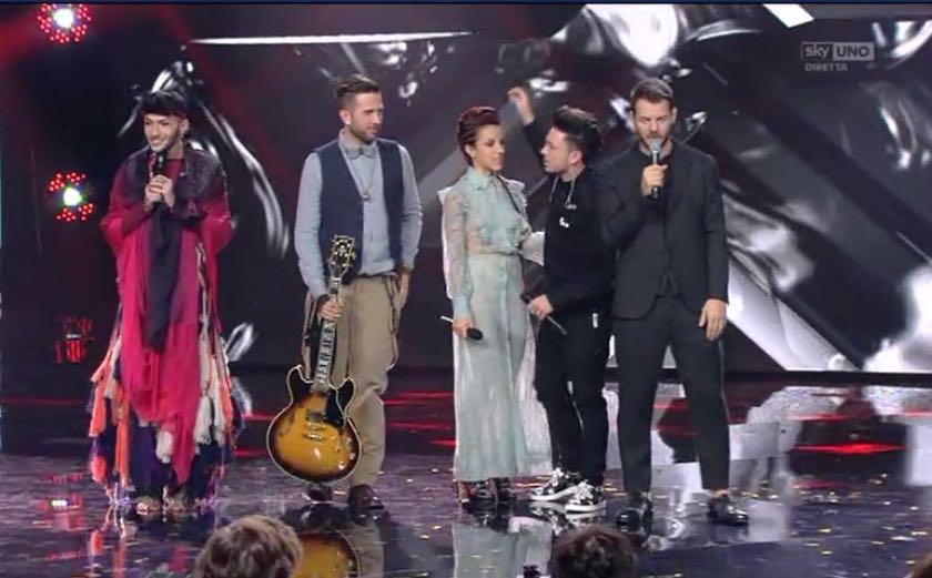 Ballottaggio quarto live X Factor