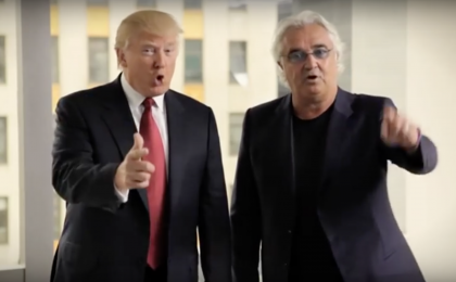 Donald Trump in TV: i cameo del Presidente degli Stati Uniti