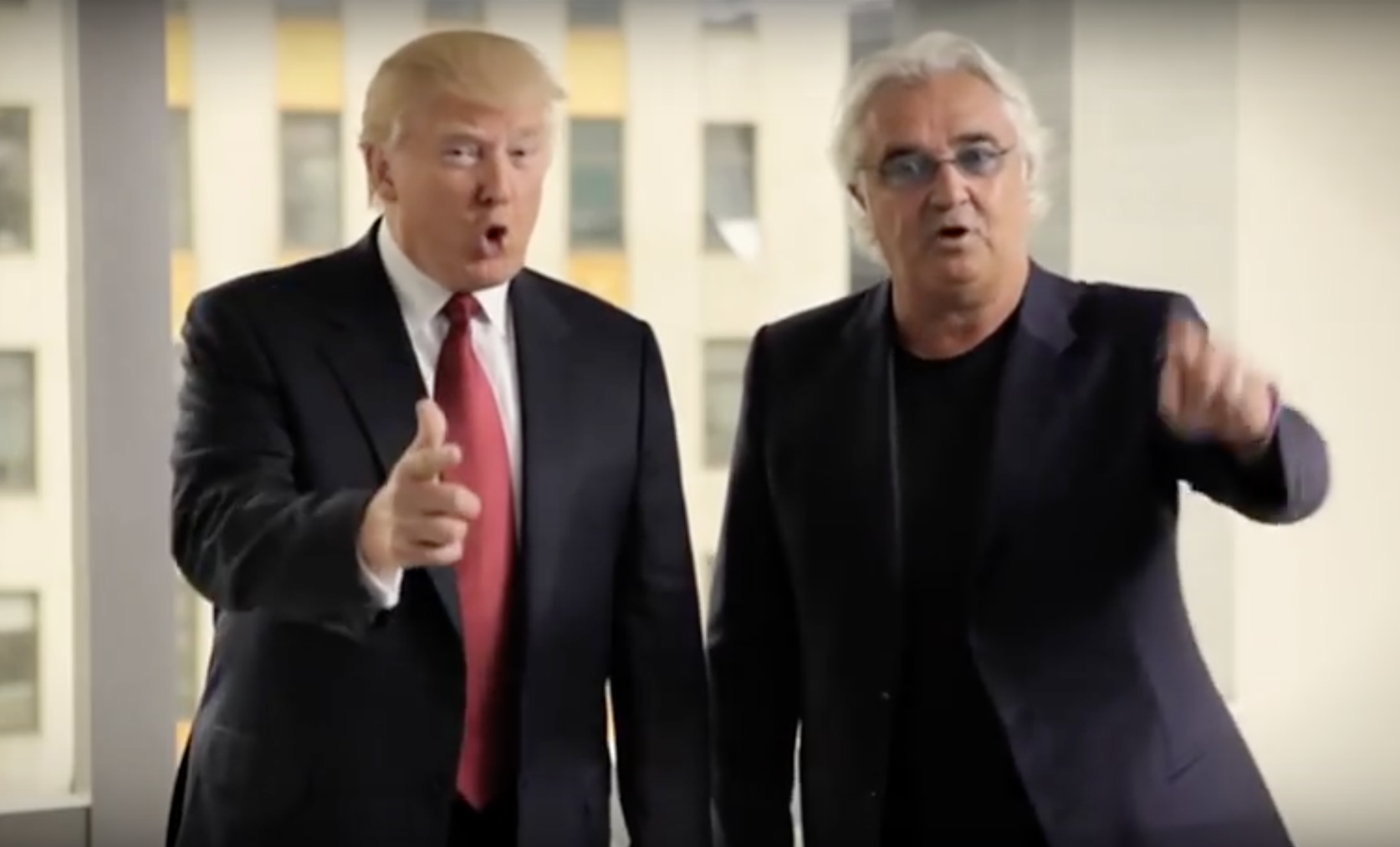 Donald Trump in TV: i cameo del Presidente degli Stati Uniti