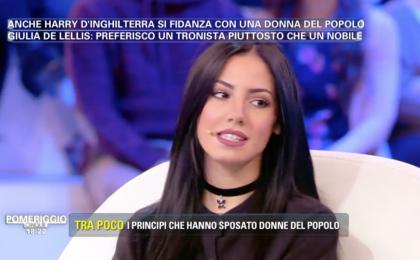 Pomeriggio 5, Barbara D'Urso: 'Giulia De Lellis, la mia nuova opinionista'