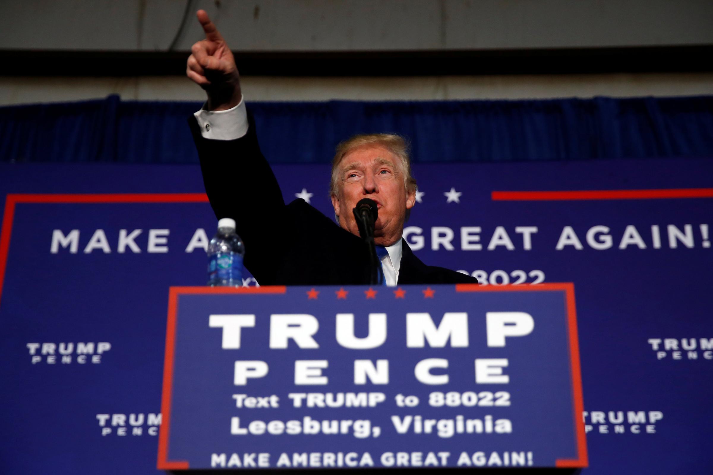 Gli ultimi comizi di Donald Trump in vista delle presidenziali Usa