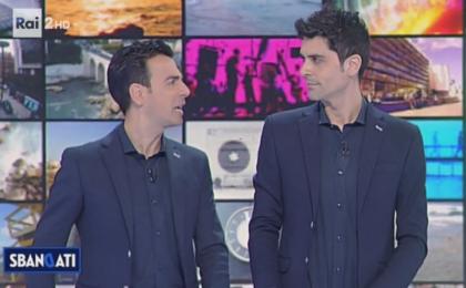 Sbandati su RAI 2, Gigi e Ross promossi: dal 21 novembre 2016 in onda anche alle 21.00