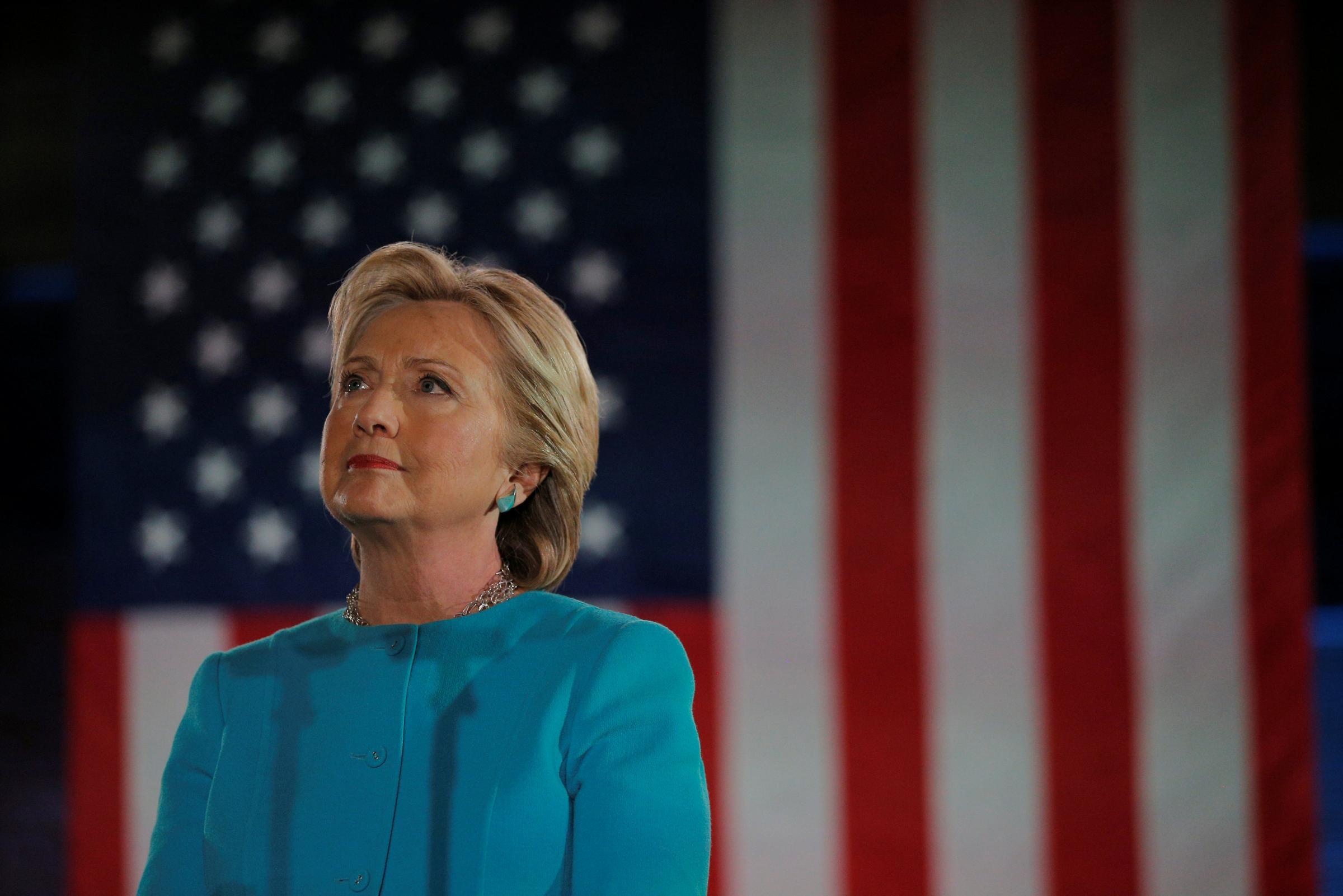 Nel New Hampshire gli ultimi comizi di Hillary prima del voto