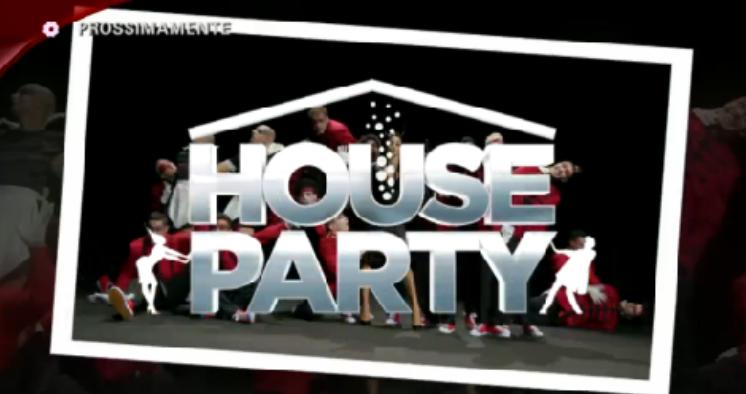 house party, logo edizione 201