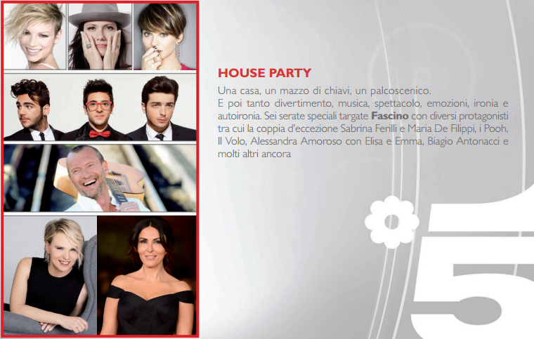 house party, meccanismo