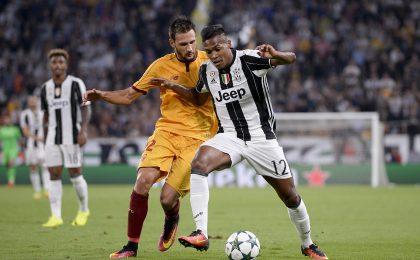 Siviglia – Juventus in TV: La champions league in chiaro su Canale 5 il 22 novembre 2016