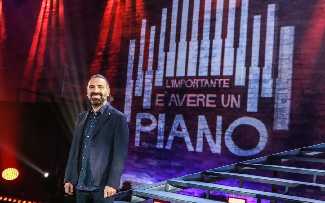 L'importante è avere un piano, RAI 1 affida un nuovo show a Stefano Bollani