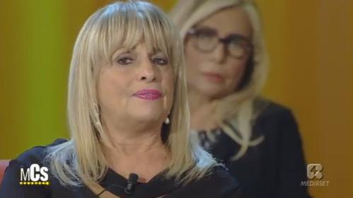 mamma corona a maurizio costanzo show 6 novembre 2016