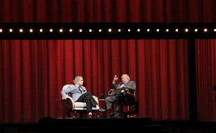 L'Intervista: Morgan ospite di Maurizio Costanzo