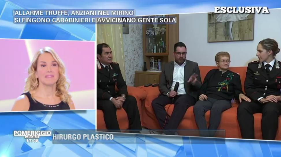 Pomeriggio 5, Barbara D'Urso copia La Vita in Diretta? L'accusa di Fabiana Latini