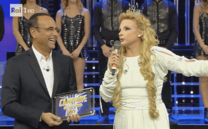 Tale e Quale Show 2016: il Torneo con Cicchella, Karima, Lopez e Luzi