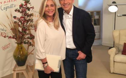 Mara Venier torna in RAI: condurrà Telethon con Fabrizio Frizzi