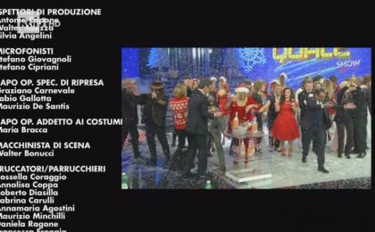 Na Tale e Quale Show, puntata del 9 dicembre 2016 in diretta live