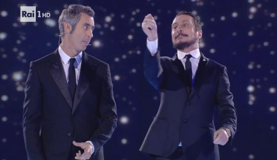 Luca e Paolo ospiti al Festival di Sanremo 2017: il ritorno del duo comico all'Ariston