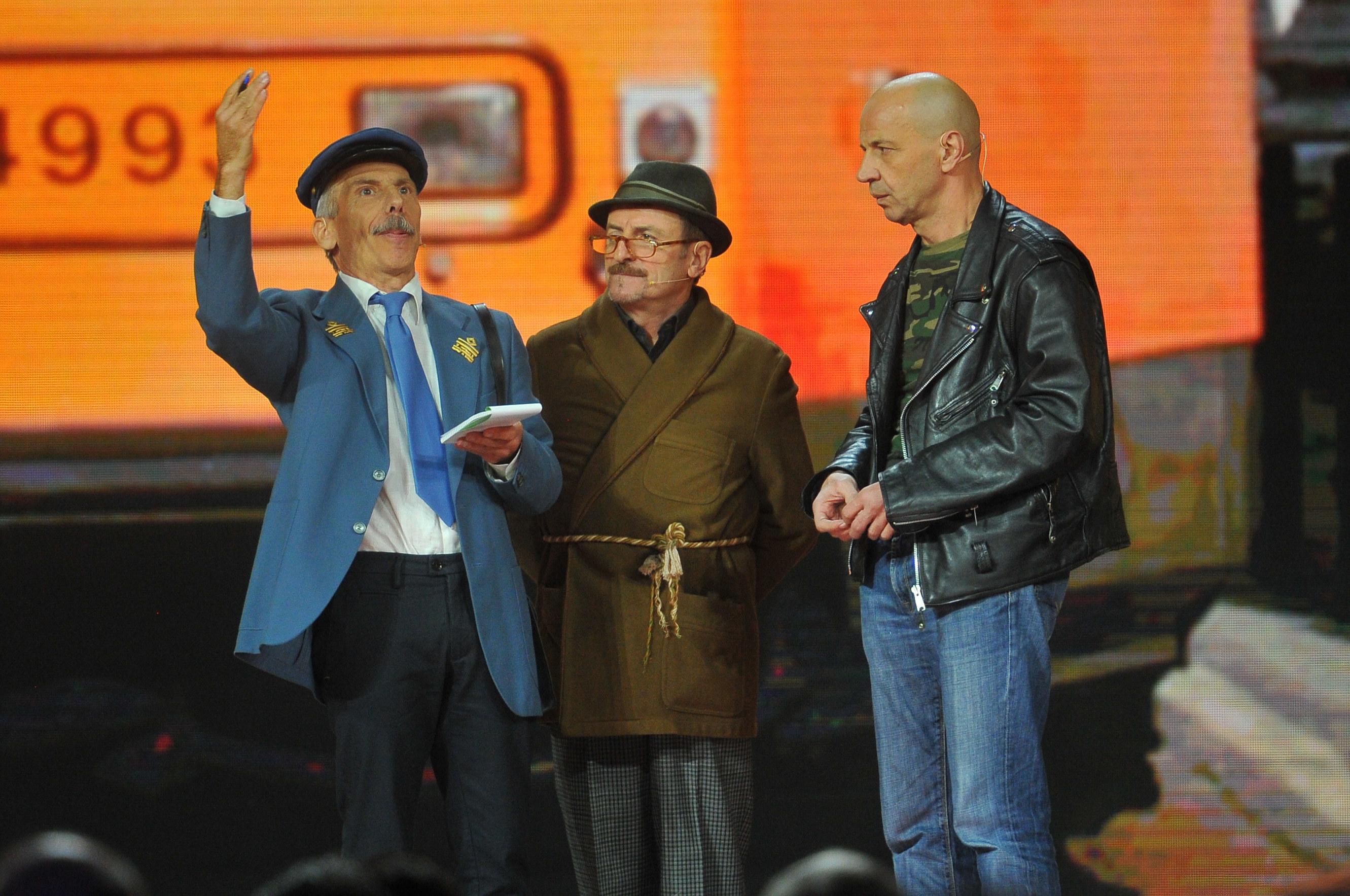 Aldo Giovanni e Giacomo – Live on stage: su RAI 2 lo spettacolo per festeggiare i 25 anni di carriera