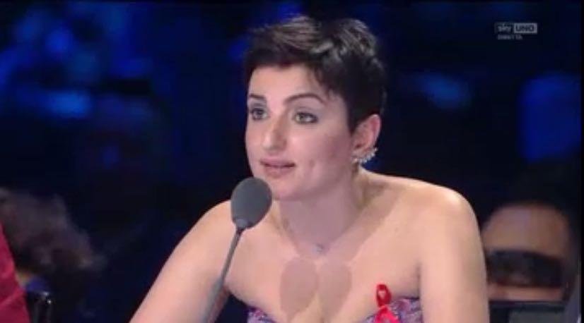 Arisa a X Factor 2016