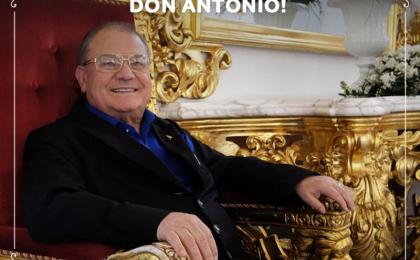 Morto il Boss delle Cerimonie: addio ad Antonio Polese, era malato da tempo