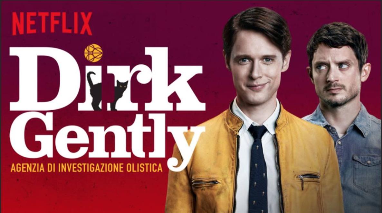 'Dirk Gently, agenzia di investigazione olistica': su Netflix la serie TV firmata BBC