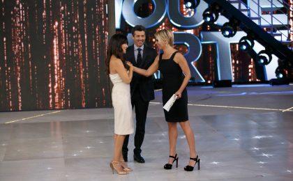 House Party: ospiti Sabrina Ferilli, Patrick Dempsey e Roberto Saviano