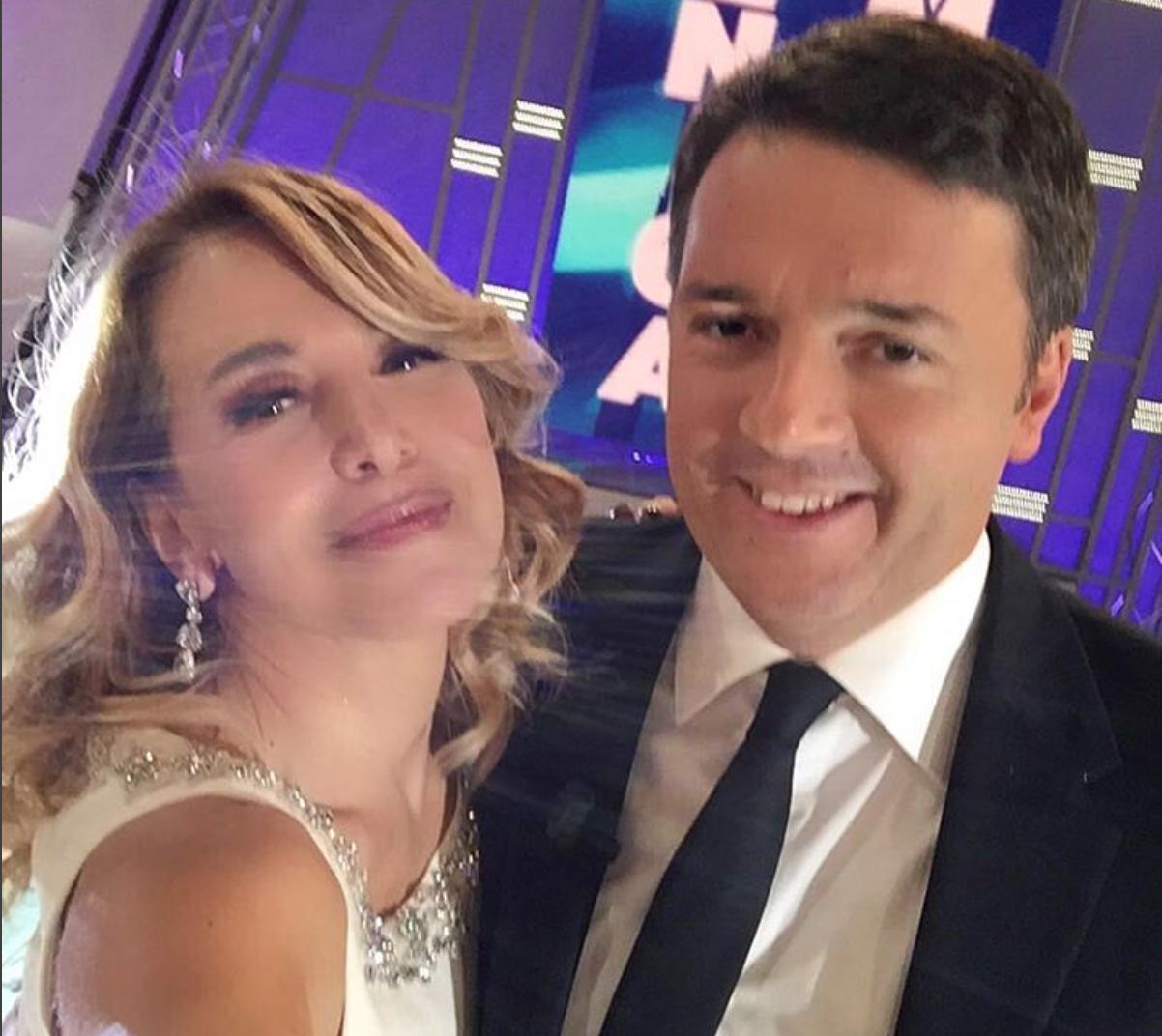 Selfie Barbara Renzi