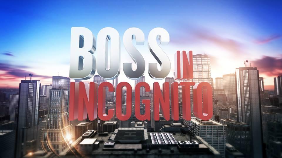 Boss in Incognito 4 su RAI 2 con Nicola Savino: anticipazioni prima puntata del 28 dicembre 2016