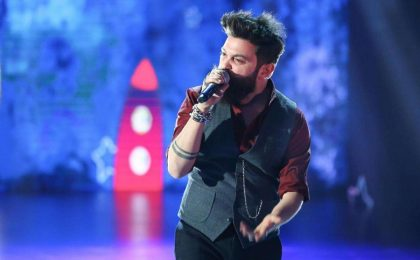 Francesco Guasti a Sanremo 2017 con Universo: il testo della canzone