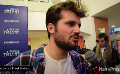 Frank Matano, intervista al giudice di Italia's Got Talent