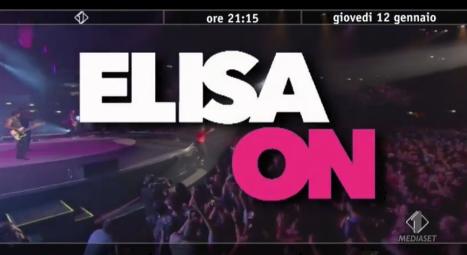 Elisa On Italia 1