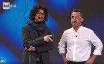 Quelli Che Il Calcio, Edoardo Ferrario è Alessandro Borghese: la parodia dello chef