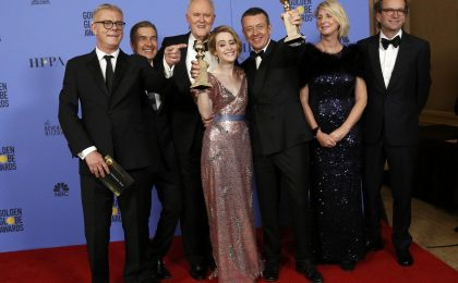 Golden Globes 2017, vincitori: tra le serie tv trionfa The Crown