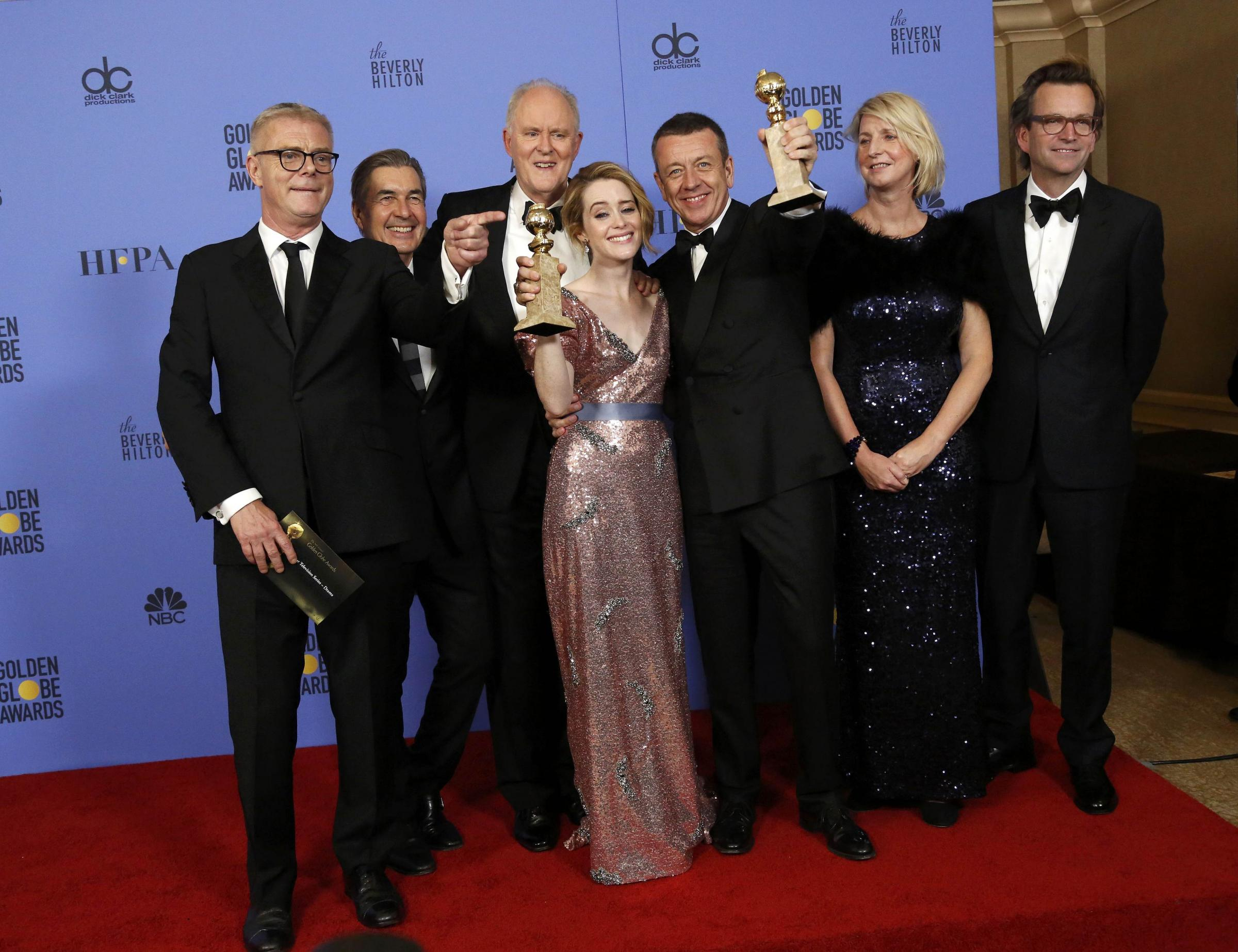 Golden Globes 2017, vincitori: tra le serie tv trionfa The Crown