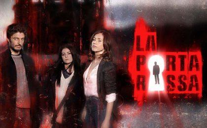 La porta rossa, la fiction di Rai 2 al via il 22 febbraio 2017