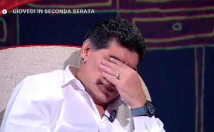L'Intervista 2017, Maradona da Maurizio Costanzo: anticipazioni puntata del 26 gennaio