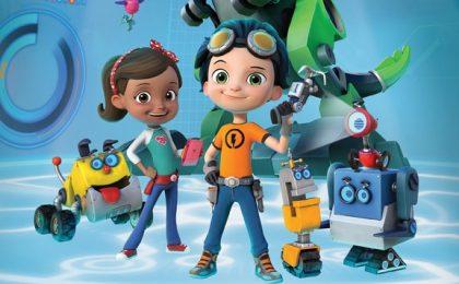 Rusty Rivets, la serie tv animata su Nick Jr da lunedì 23 gennaio 2017