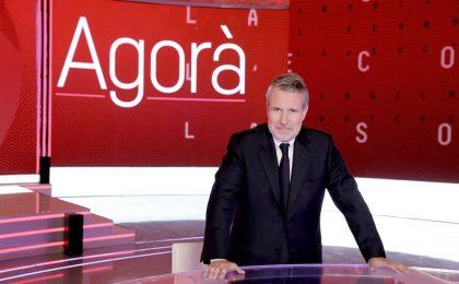 Agorà su Rai 3, Gerardo Greco conduce quattro speciali dal 10 gennaio 2017