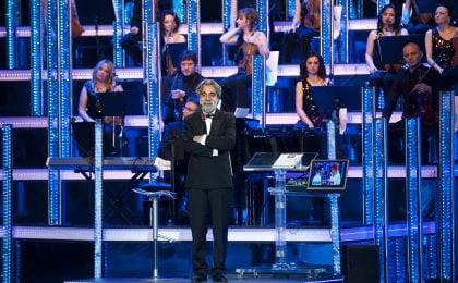 Beppe Vessicchio sarà al Festival di Sanremo 2017 dopo l'invito di Carlo Conti