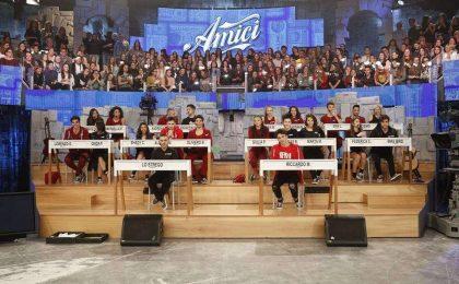 Amici 2017, puntata 25 aprile su Real Time: ballerini e cantanti al lavoro per il Serale