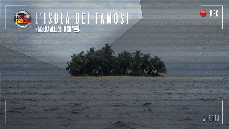 Isola dei Famosi 12: prima puntata a rischio causa maltempo