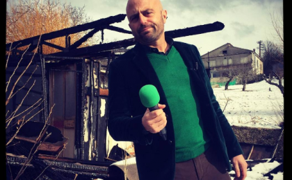 Luca Abete, minacce di morte per l'inviato di Striscia la notizia