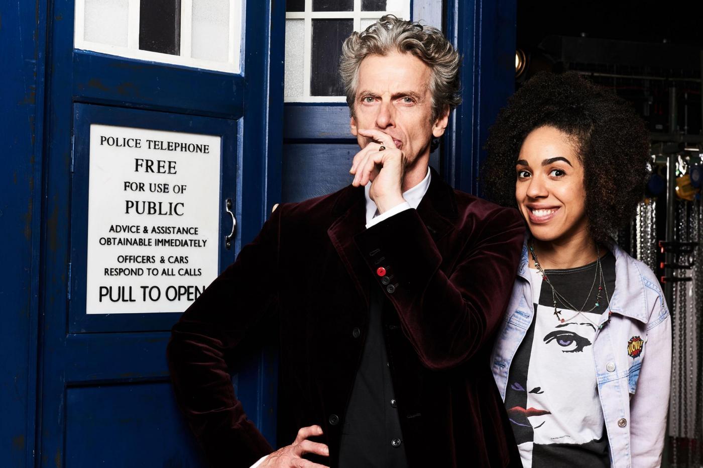 Doctor Who: Peter Capaldi lascia la serie tv alla fine della decima stagione