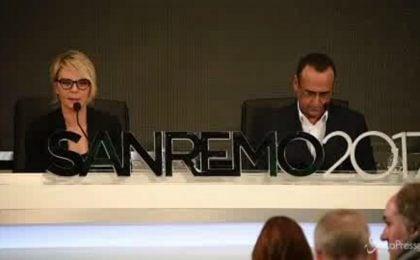 Festival di Sanremo 2017, Maria De Filippi: 'La musica deve prima emozionare'