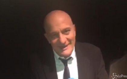 Claudio Bisio: 'Ecco cos'è successo durante le registrazioni di Italia's got talent 2017′