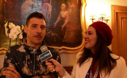 Sanremo 2017, Francesco Gabbani: 'Il Festival è un sogno ad occhi aperti che continua'