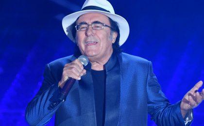 Sanremo 2017, intervista ad Albano: 'Sanremo mi diverte'